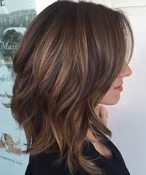 medium length hair with lots of layers 25 cute easy hairstyles for medium length hair on haircuts
