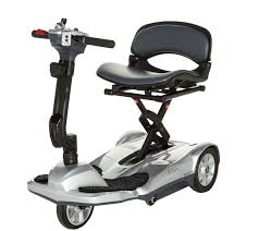 ev rider automatic folding scooter with remote page 1 u2014 qvc com