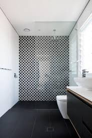 black and white tiled bathroom ideas the 25 best black white bathrooms ideas on classic in