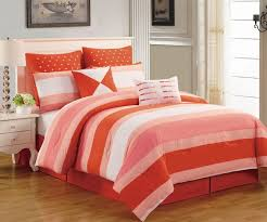 Orange And White Comforter Nursery Beddings Off White Comforter Twin Xl With Lauren Conrad