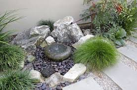 gorgeous rock garden design and construction small rock garden