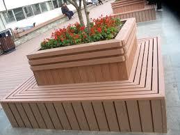 Wood Plastic Composite Furniture Wood