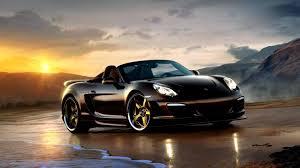 Porsche Boxster Black - porsche 2015 wallpaper