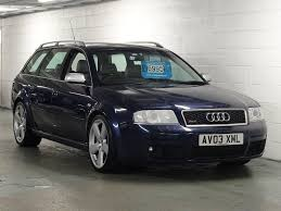 2003 audi rs6 avant used 2003 audi rs6 avant 4 2 quattro 5dr for sale in