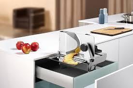 schneidemaschine küche einbau allesschneider ritterwerk