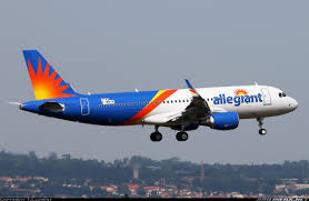 airbus a320 sieges airbus a320 214 allegiant air aviation photo 4448647