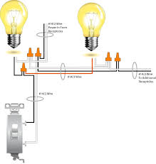 wiring lights in series 1 switch 2 lights wiring diagram uk tciaffairs