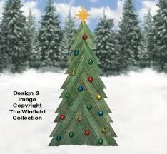 all pallet wood fir tree pattern