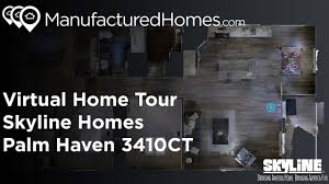 3d home tour manufacturedhomes com skyline homes palm haven