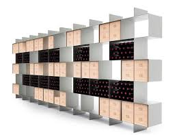 standard shelving wine case steel esigo 2 box steel wine