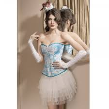 wedding corset wedding dress europe and america court shapewear corset