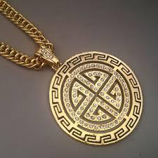 aliexpress men necklace images Mens gold pendants white house designs jpg