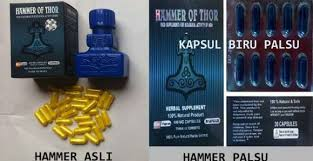 kenali produk hammer thor asli dan palsu demi kejantanan anda