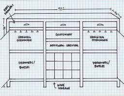 Diy Bar Cabinet Diy Restoration Hardware Printmakers Sideboard