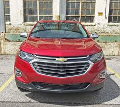2018 chevy equinox awd test drive a whole new animal review