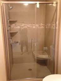 shower door enclosure clear choice bath
