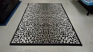 Black And White Floor Rug Black And Gray Area Rugs To Enhance The Beauty Of Your Home Floor