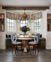 dining room valance old world weavers window valances kitchen transitional with