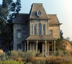 Victorian Gothic Homes Psycho House In Mid 1970 U0027s The Best Creepy House In The Movies