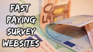 Money Making Online Surveys - top 5 fast paying online survey websites make money online with