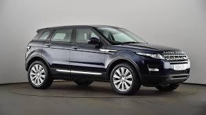 range rover blue used land rover range rover evoque 2 2 sd4 prestige 5dr auto