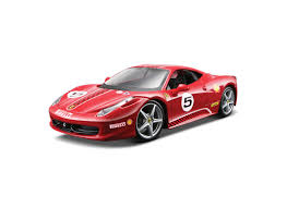 Ferrari 458 Challenge - bburago 1 24 ferrari 458 diecast model car 18 26302