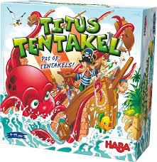 Haba Bad Rodach Haba 301366 Titus Tentakel Amazon De Spielzeug