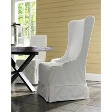 Host Dining Chairs Slipcovered Dining Chair Foter