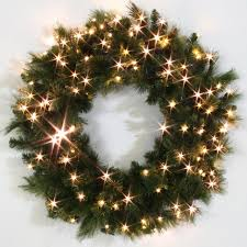 lighted christmas wreaths for windows lighted wreaths for outdoor windows outdoor lighting