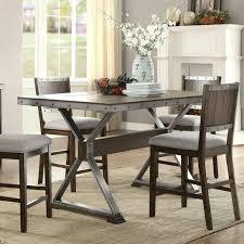 rustic oak kitchen table top 60 superlative rustic oak dining table barnwood reclaimed wood