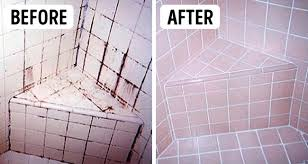 cleaning dirty bathroom tiles 10 great housekeeping hacks for naturally cleaning your home