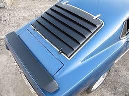 mustang rear louvers 1969 1970 mustang rear window louver kit lamustang com ford