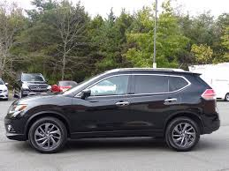 Nissan Rogue Awd - 2016 used nissan rogue awd 4dr sl at mercedes benz of tysons