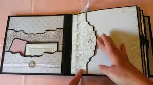 wedding scrapbooks albums wedding mini album