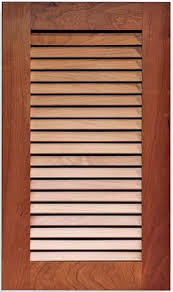 Louvered Cabinet Door Cabinet Doors Specialty Doors Custom Cabinet Doors