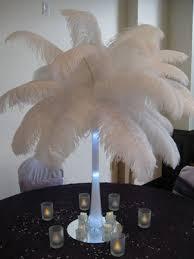 ostrich feather centerpieces hippojoy u0027s blog