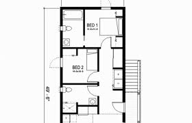 cottages floor plans create small cottage house plans style design new inside