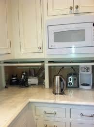 Tambour Doors For Kitchen Cabinets Kitchen Appliances Garage Corner Cabinet Tambour Doors And