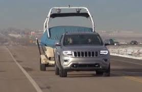 2014 jeep towing the fast car goes towing with the 2014 grand
