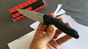 Kershaw Kitchen Knives Kershaw Dividend Knife Review Youtube