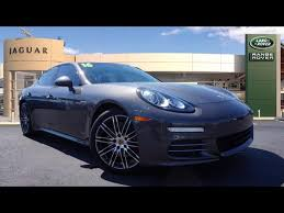 pre owned panamera porsche pre owned 2016 porsche panamera 4 awd 4 4dr sedan in las vegas