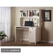 Computer Desk Bookcase Hutch Desk Shop The Best Deals For Nov 2017 Overstock Com