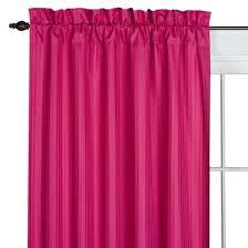 Pink Eclipse Curtains Eclipse Bailey Energy Efficient Blackout Curtain 42 X 84