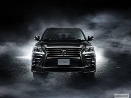 lexus lx 570 price kuwait lexus introduces a grizzly supercharged edition of its lx 570