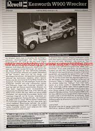 cheap kenworth w900 for sale kenworth w900 wrecker revell 07402