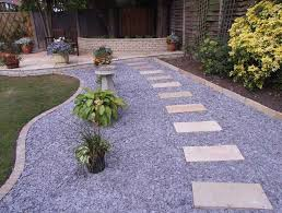 Landscaping Ideas With Rocks Great Rock Backyard Landscaping Ideas Garden Garden Easy Rock