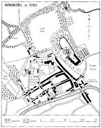 arundel castle floor plan fig03 gif 626 800 yard arundel castle pinterest arundel fc