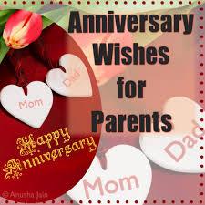 Happy Wedding Anniversary Quotes Wishes Happy Anniversary For Mom And Dad Quotes Wedding Anniversary