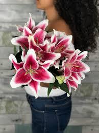 balloon delivery pasadena ca stargazer lilies flower delivery pasadena