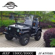 200cc Mini Jeep Willys 200cc Mini Jeep Willys Suppliers And